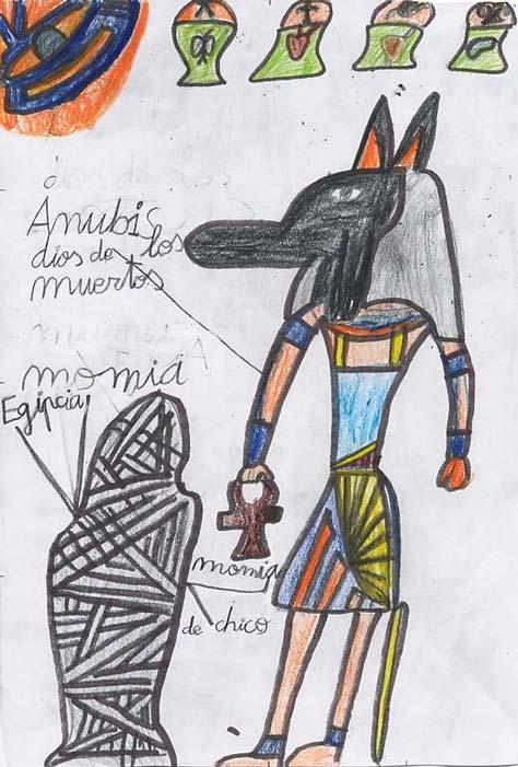 Anubis, dios de los muertos