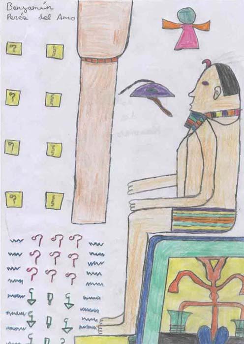 La estatua de Ramsés