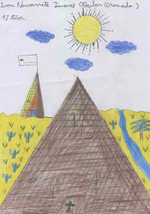 Las piramides del desierto