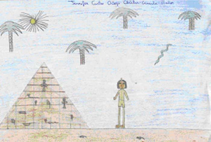 La Pirámide y el Faraón