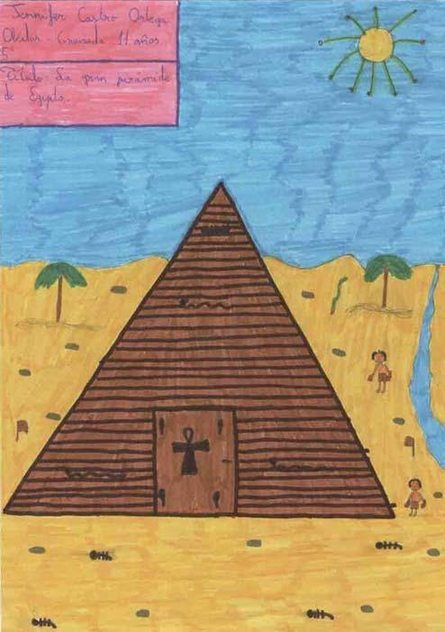 La Gran Pirámide de Egipto