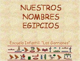Amigos de la Egiptología