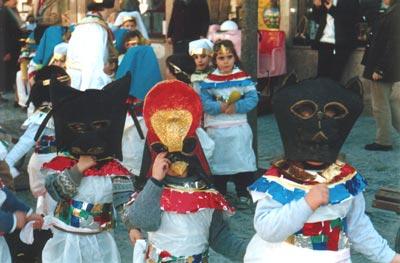Los egipcios invaden las calles de Collado-Villalba