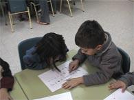 Descifrando un mensaje en jeroglíficos