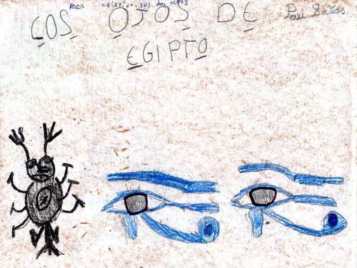 Los ojos de Egipto