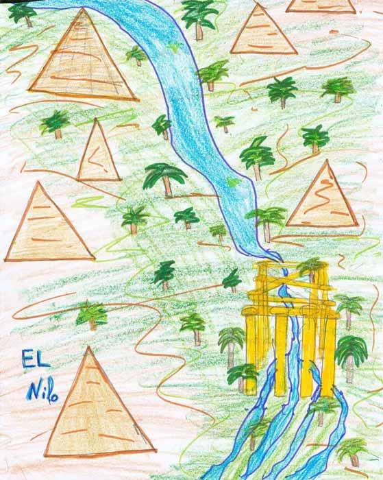 Un templo sobre el Nilo