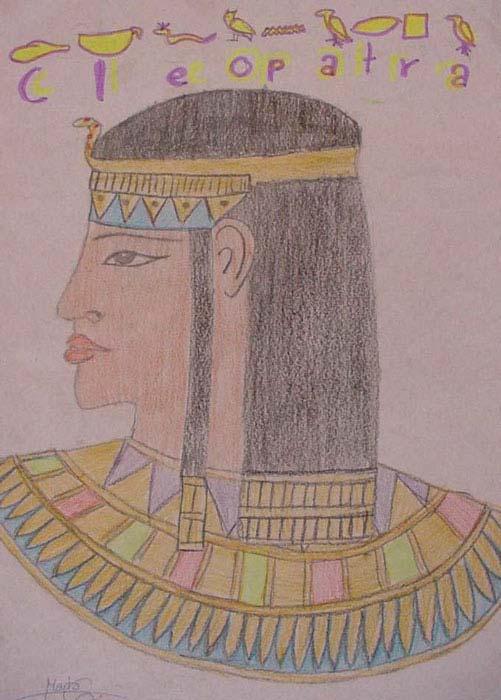 Cara de Cleopatra