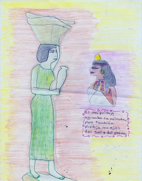 Los Misterios de Egipto